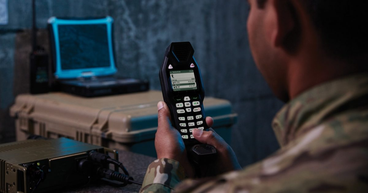 Codan Sentry-H: new capabilities update • Codan Communications